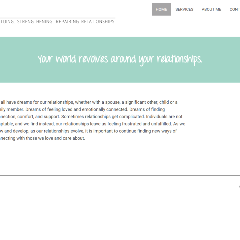 Minimalist and Clean PSD to WordPress